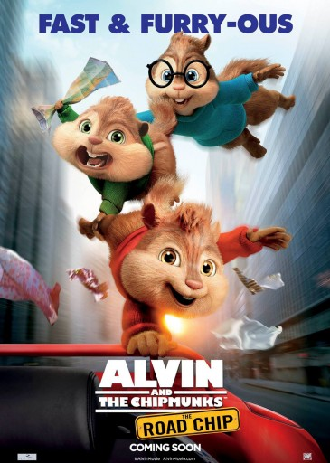 Alvin and the Chipmunks gr